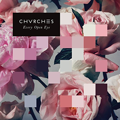 Chvrches/Every Open Eye@Standard Black Vinyl