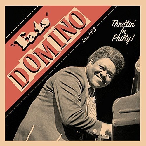 Fats Domino Thrillin' In Philly Live 197