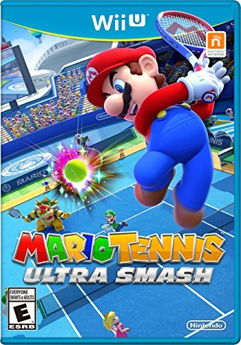 Wii U Mario Tennis Ultra Smash Mario Tennis Ultra Smash