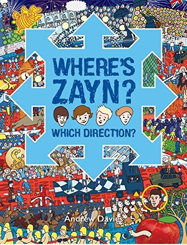 Andrew Davies Where's Zayn And Many Others.... Which Direction?