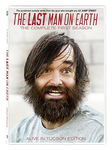 Last Man On Earth Season 1 DVD