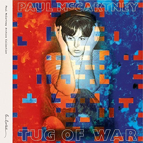 Paul Mccartney Tug Of War Import Jpn Paper Sleeve Incl. Bonus Track