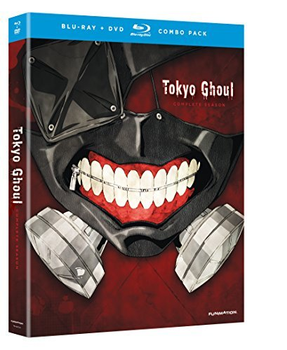 Tokyo Ghoul The Complete Season Blu Ray DVD