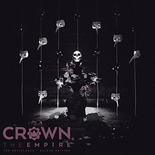 Crown The Empire Resistance Deluxe Edition Resistance Deluxe Edition