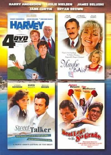 Harvey Maybe Baby Sweet Talker Best Legs In The 8th Grade 4 Movie Collection