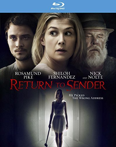 Return To Sender Pike Fernandez Nolte Blu Ray Nr