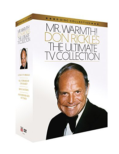 Don Rickles Mr. Warmth Don Rickles The Ultimate Tv Collection 8 DVD