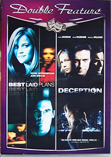 Best Laid Plans Deception Double Feature Double Feature