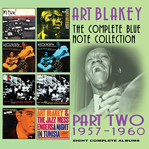 Art Blakey Complete Blue Note Collection 1957 1960 Complete Blue Note Collection