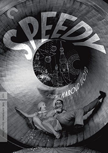Speedy Lloyd Christy Ruth DVD Nr Criterion