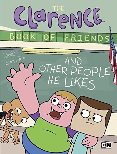Brian Elling The Clarence Book Of Friends And Other People He L