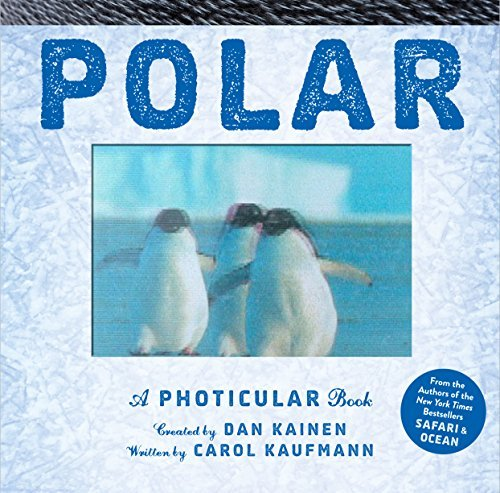Dan Kainen Polar A Photicular Book