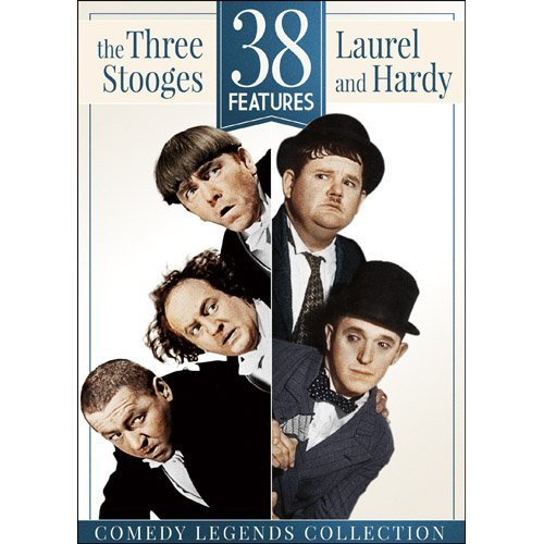 38 Features The Three Stooges 38 Features The Three Stooges