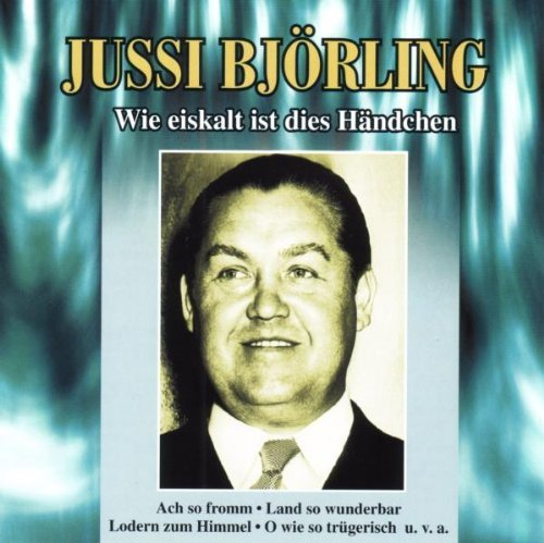 Jussi Bjorling Arias