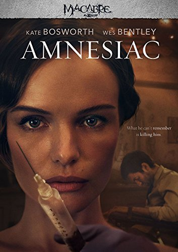 Amnesiac Bosworth Bentley Blu Ray Nr