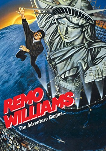 Remo Williams The Adventure Begins Ward Gret DVD Pg13