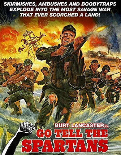 Go Tell The Spartans Lancaster Wasson DVD R