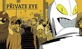Brian K. Vaughan Private Eye Deluxe