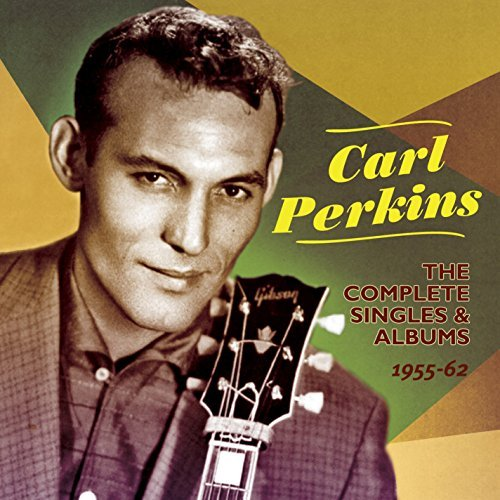 Carl Perkins Complete Singles And Albums 19