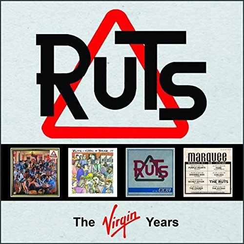 Ruts Virgin Years Import Gbr