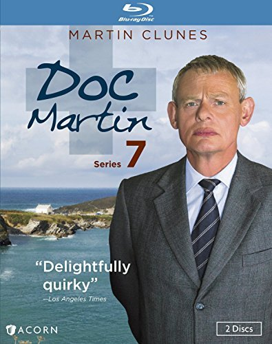 Doc Martin Series 7 Blu Ray