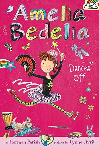 herman-parish-amelia-bedelia-chapter-book-8-amelia-bedelia-dances-off