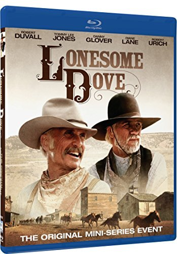 Lonesome Dove Duvall Jones Lane Glover Blu Ray Pg