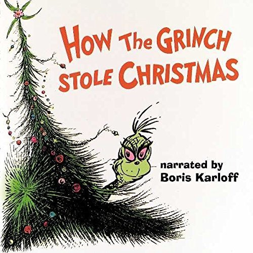 How The Grinch Stole Christmas Soundtrack (green Vinyl)