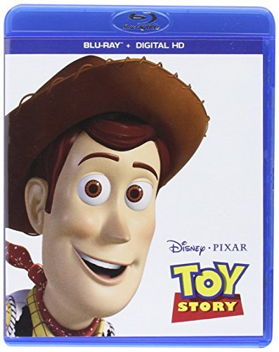 Toy Story Disney Blu Ray Dc G