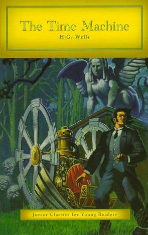 H.G. Wells Time Machine Time Machine
