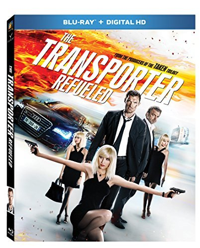Transporter Refueled Skrein Stevenson Blu Ray Dc Pg13