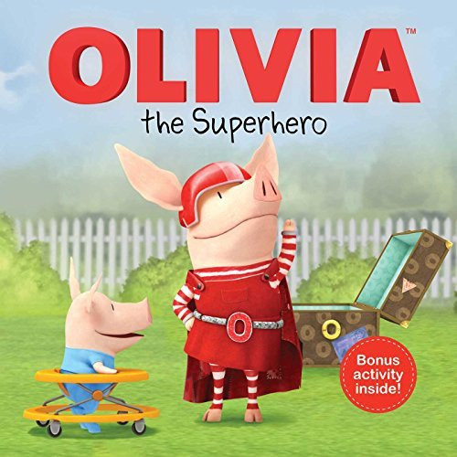 Cordelia Evans Olivia The Superhero