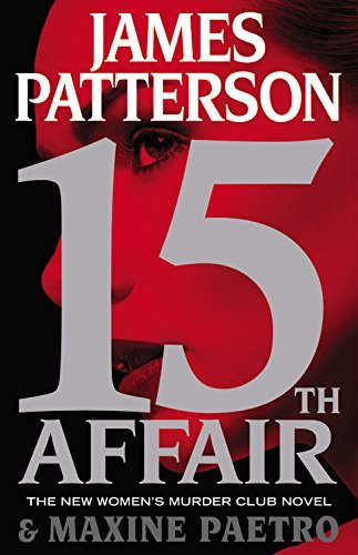 James Patterson 15th Affair Large Print