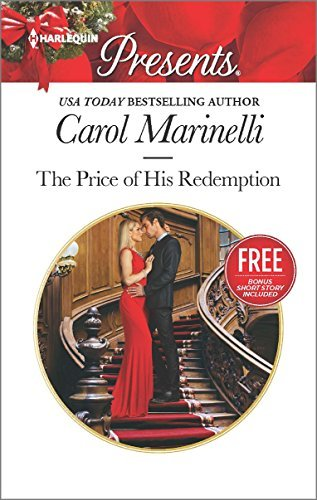 Carol Marinelli The Price Of His Redemption Christmas At The Chatsfield