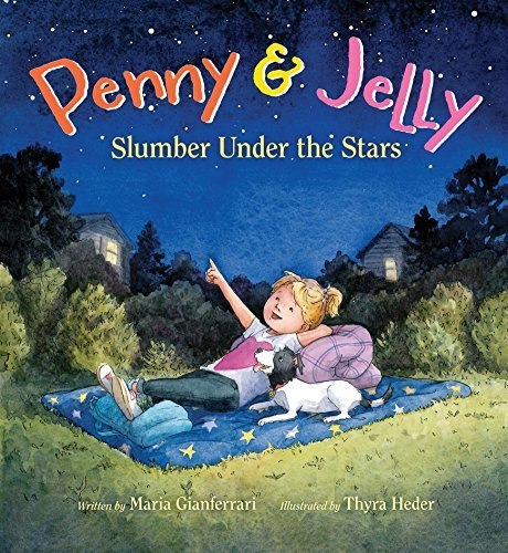 Maria Gianferrari Penny & Jelly Slumber Under The Stars
