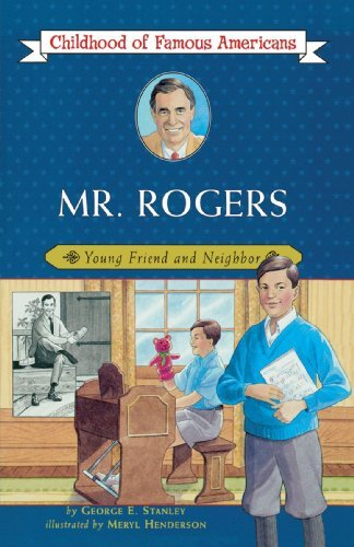 George E. Stanley Mr. Rogers Young Friend And Neighbor Original