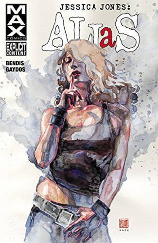 Brian Michael Bendis Jessica Jones Alias Volume 3