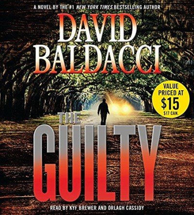 David Baldacci The Guilty Abridged