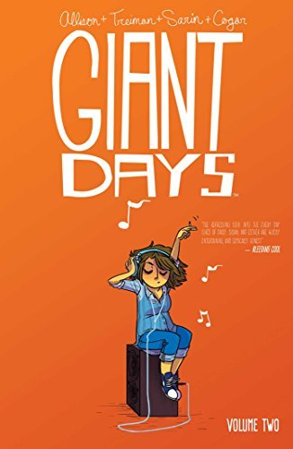 John Allison Giant Days Volume 2