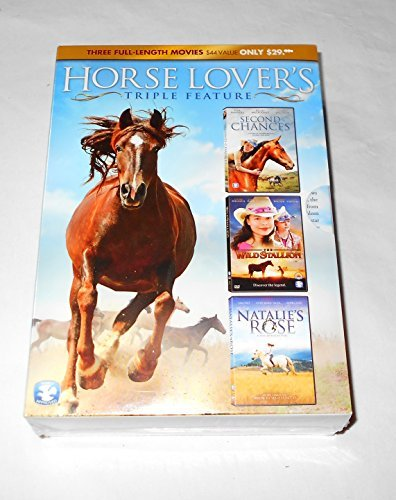 Horse Lovers Triple Feature .
