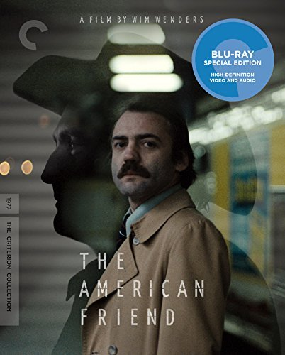 American Friend American Friend Blu Ray Nr Criterion