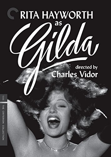 Gilda Hayworth Ford DVD Nr Criterion