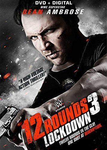 12 Rounds 3 Lockdown Ambrose Cross DVD Dc R