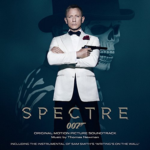 Thomas Newman James Bond Spectre Original Soundtrack