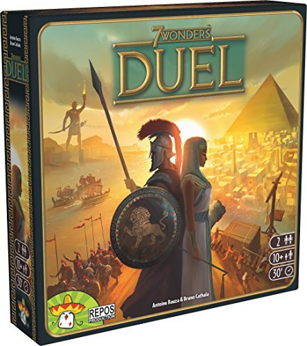Board Game 7 Wonders Duel
