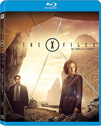 X Files Season 7 Blu Ray