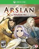 Xbox One Arslan The Warriors Of Legend