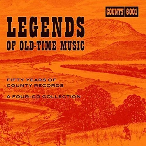 Legends Of Old Time Music Fif Legends Of Old Time Music Fif 4cd