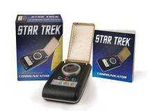 Chip Carter Star Trek Light And Sound Communicator