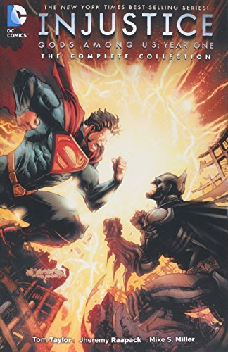 Tom Taylor Injustice Gods Among Us Year One The Complete Collection